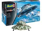 Haunebu Nazi-UFO bei Revell