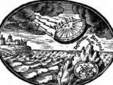 Ein UFO vor 300 Jahren?